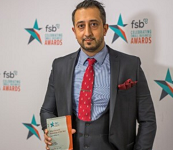 Meet the Entrepreneur: Aman Chahal, Tapered Plus