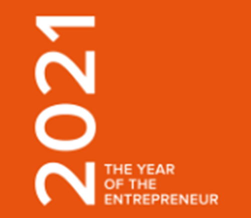 2021 The Year of the Entrepreneur