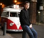 Member Event with Julian Leighton, Orange Bus