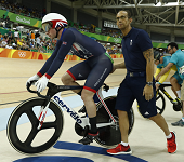 Member Event with Justin Grace, Team GB Cycling